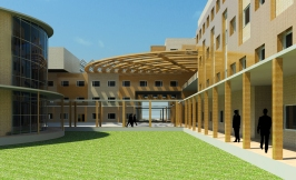 Research and Training Centre at Dwarka
